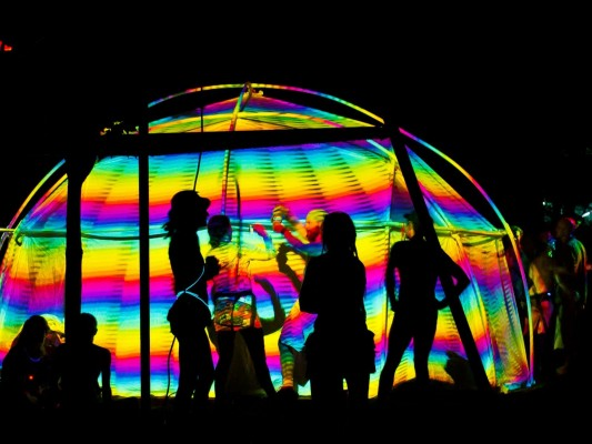 Video Bleep Dome
