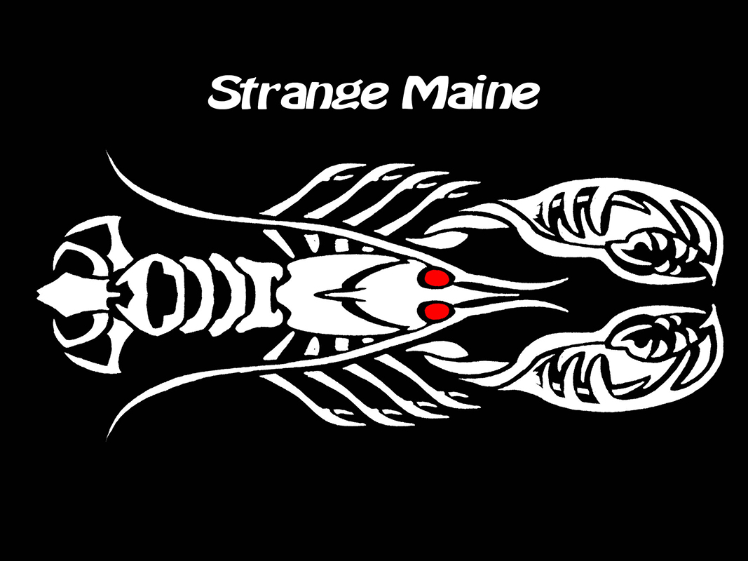 Strange Maine